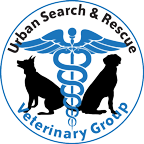 Urban Search & Rescue Veterinary Group